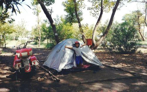 Lakara camping 1999