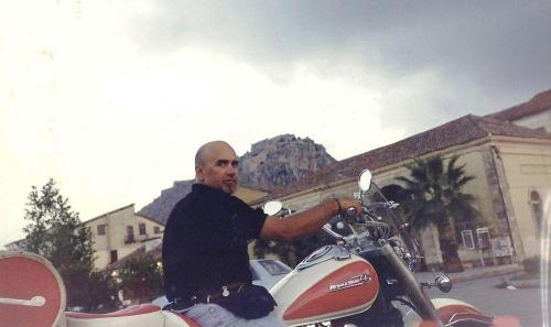 Peloponnese tour 1999