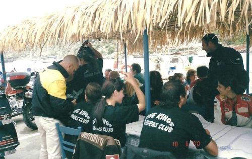 Gythio tour 2000