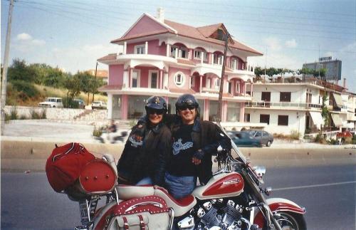 Ioannina tour 2001