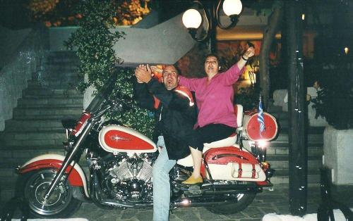 Thassos tour 2001