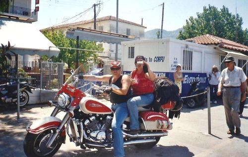 Corfu tour 2002