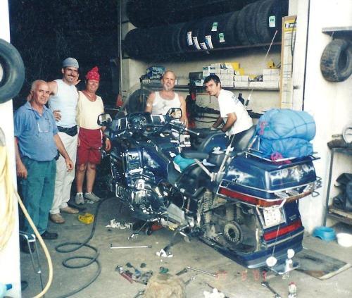 Italy tour and Paruzzaro 2003 (2)