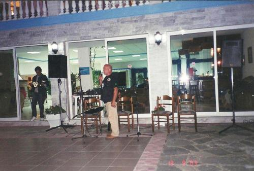 Tropical meeting 2003