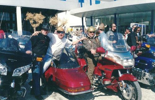 Larisa tour 2004