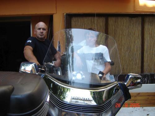 27-8-2005 Thassos tour