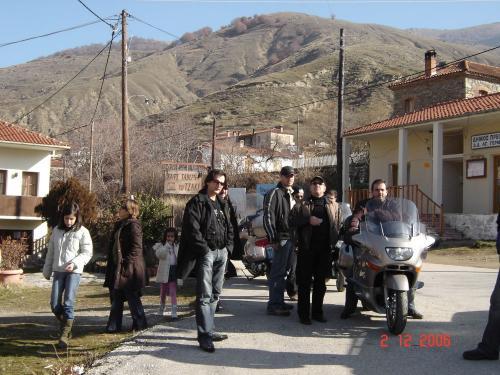 2-12-2006 Prespes tour