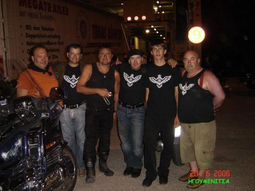20-6-2006 Italy tour