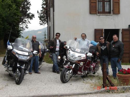 22-6-2006 Italy tour