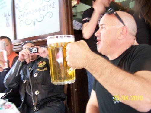 Slovenia tour 2010