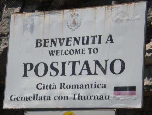 Amalfi Positano
