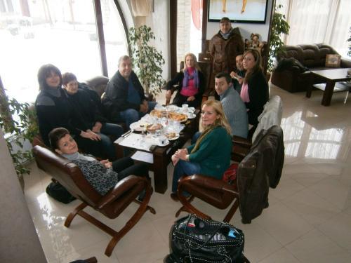 1. 7 Bulgaria tour