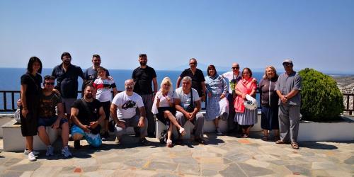 Thassos tour 2020