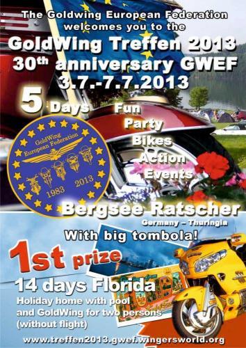 30th Anniversary Treffen